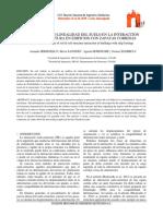EFECTO DE LA NO LINEALIDAD DEL SUELO EN LA INTERACCIÓN SUELO-ESTRUCTURA EN EDIFICIOS CON ZAPATAS CORRIDAS