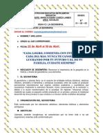 GUIA 2 SEXTO 2021 SOCIALES
