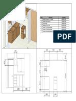 Projeto Cozinha MDF 3