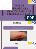2.- Heridas