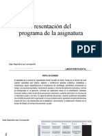 Presentación Programa Asignatura 1-2021