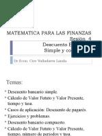 SESION 4 MATEPLFIN CONT DESCUENTO BANCARIO SIMPLE Y COMPUESTO 2021-1 (2)