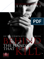 J.a. Redmerski - 06 Behind the Hands That Kill