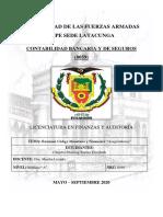 Resumen del Código Monetario y Financiero_Contabilidad Bancaria