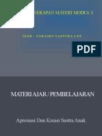 2.a.1.6. Analisis Penerapan Materi - Modul 1