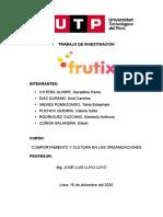 Trabajo de Investigación Frutix
