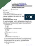 PAS Kelas IV Tema 8 (bahasa indonesia dan PPKn) Semester 2 Tahun 2020-2021 Sinau-Thewe.com
