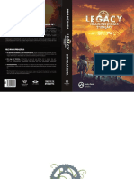 Legacy - Vida Entre as Ruínas 2ª Edição (PTBR)