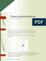 Átomos polielectrónicos!!