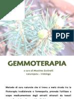 Zaninelli-Gemmoderivati