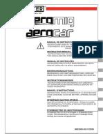 Manual Soldadura Aeromig280
