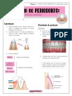 1 - Anatomia do Periodonto (resumo)