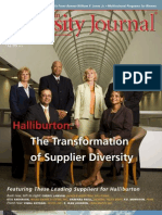Profiles in Diversity Journal   Nov/Dec 2007