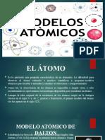 Modelos Atomicos Irene
