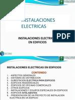 1 Instalaciones Electricas Edificios
