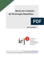 PELBART Peter Pál_Vida e Morte em Contexto de Dominação Biopolítica