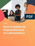 Guía de emprendimiento de Latinoamérica