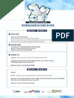 Programação WebSeminário Regionalização Da Saúde No Pará