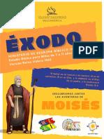 Estudios Biblicos y Ministerio Esgrima Bíblico Infantil - Exodo
