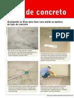 Ed. 04 - Mar-Abr-2006 - QUALIDADE - Cura de concreto
