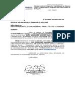 OFICIO N° 476 -2021-MP-FN-FPTEVMyLIGF-EL AGUSTINO
