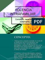 VIOLENCIA INTRAFAMILIAR II