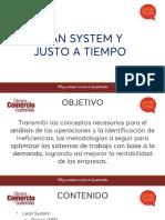 Lean System y JIT