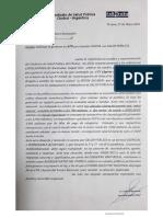 el Sindicato de Salud Pública Chubut (SISAP) se manifestó a favor de la asistencia económica a través de un Aporte del Tesoro Nacional (ATN)
