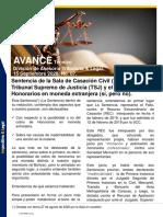 COBRO DE HONORARIOS EN DOLARES VENEZUELA SENTENCIA 2020