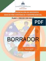 GUIA DE ORIENTACION A DOCENTES DE 4to Plan 5