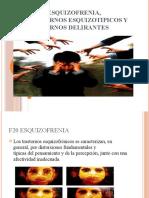 f20 _ f29 Esquizofrenia, Transtornos Esquizotipicos y