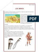 Material de apoyo - Los iberos