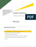 1 Finanza aziendale