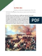 La Guerra de los Siete Años
