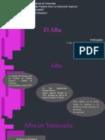 ALBA diapositivas Pimentel