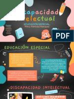 DISCAPACIDAD INTELECTUAL equipo 1 pdf