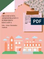 DIFERENCIAS DEL SISTEMA DE ORGANIZACIÓN PÚBLICO Y PRIVADO EN LAS ESCUELAS
