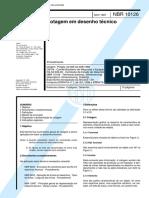 NBR 10126 - Cotagem em desenho tecnico