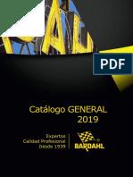 General Bardahl 042019