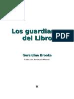 Brooks, Geraldine - Los guardianes del Libro [R1]