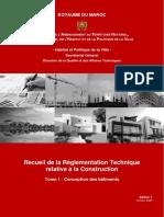 Réglements RPCT