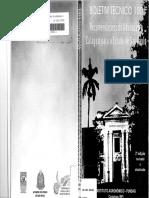RAIJ, B. Van. Etal. Recomendações de Adubação e Calagem Para o Estado de São Paulo. 1997