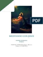 MEDITANDO CON JESUS NUEVA VERSION