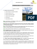 1 - OLIVEIRA - VITA OLIVA - INFORMA_sES T_CNICAS PARA O PLANTIO