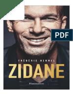 eBook Frededric Hermel - Zidane