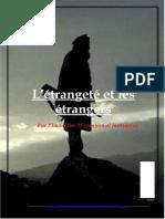 L'étrangeté et les étrangers