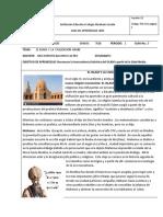 EL ISLAM Y LA CIVILIZACION ARABE
