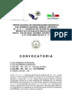FRENOM - Convocatoria XXXI