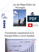 ESTUDIO EOLICO NICARAGUA