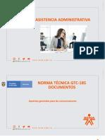 3. Aspectos Grales Comunicaciones GTC 185